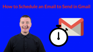 How to Schedule an Email to Send in Gmail