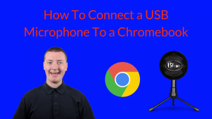 usb microphone chromebook