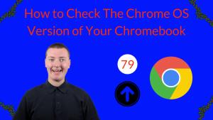 How to Check Chrome OS Version