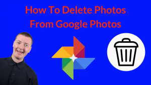 How To Delete Photos From Google Photos